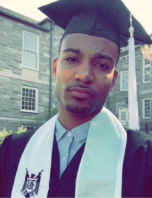 BennettKnows graduates from the University of Rhode Island (May 2015).
