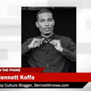 BennettKnows joins Huffingtonpost Live as on-air interviewer (August 2015).