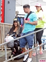 Snooki Rides A Scooter Through Jersey Shore