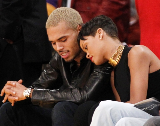 Did Chris Brown Really Propose To Rihanna?