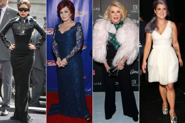 Lady Gaga Vs The Osbourne Family + Joan Rivers
