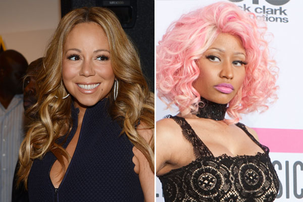 As Much As Nicki and Mariah Say They're Cool, They're Not!