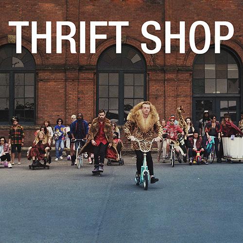 """Music: Macklemore & Ryan Lewis - """"Thrift Shop"""""""