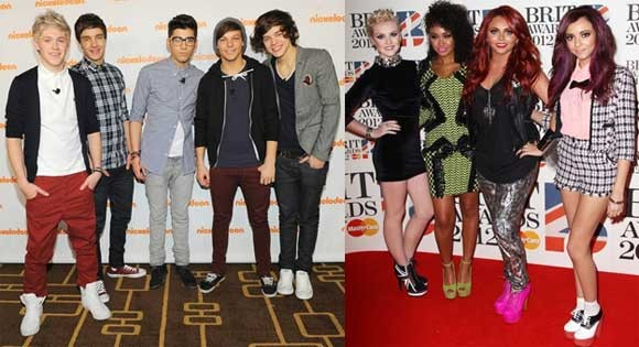 One Direction Signs 3 Year Contract While Label Signs New Female Group Little MIx