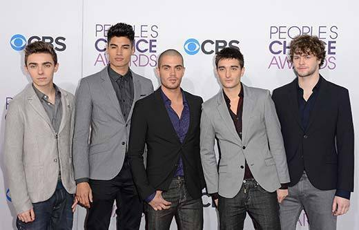The Wanted Comments On Taylor Swift and Harry Style's Breakup