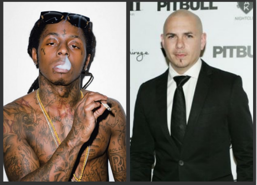 "Pitbull Disses Lil' Wayne In New Track ""Welcome To Dade County"""