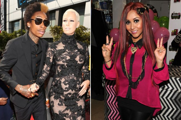 What Advice Did Snooki Give Wiz Khalifa and Amber Rose?