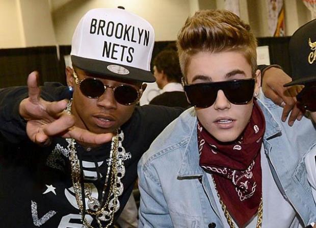 Justin Bieber Has The Wildest Roommates!