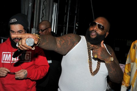 Details On Drive By On Rick Ross