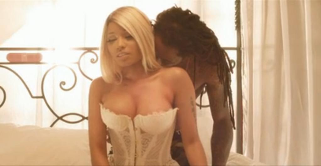 Nicki minaj and lil wayne sex scene