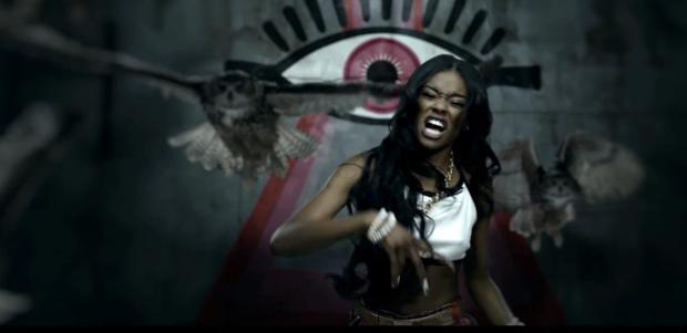"New MV: Azealia Banks - ""Young Repunxel"""