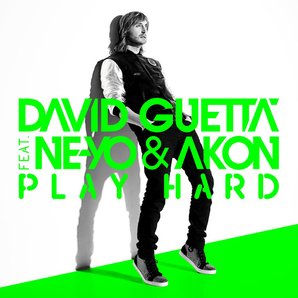 David Guetta - Work Hard
