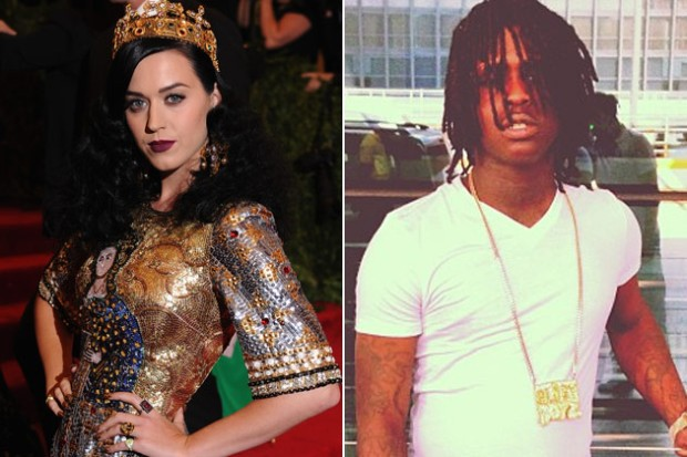 Twitter Beef: Katy Perry And Chief Keef