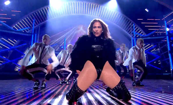 "Jennifer Lopez Under Media's Fire For ""Raunchy"" Performance"