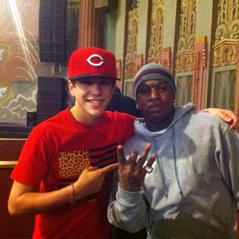 Austin Mahone Signs To YMCMB