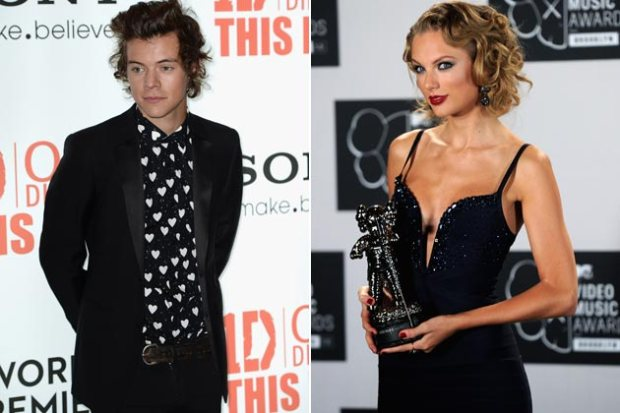 Harry Styles Responds To Taylor Swift's VMA Diss