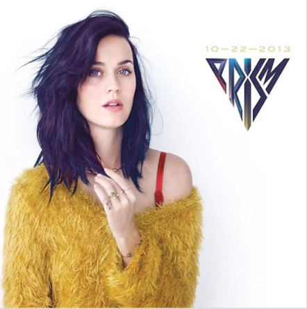 Katy Perry Previews Prism Tracks