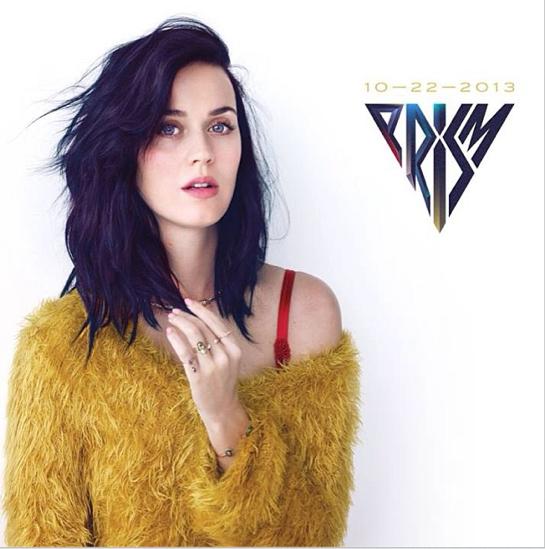 Katy Perry Previews Prism Tracks