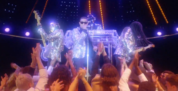 "New MV: Daft Punk - ""Lose Yourself To Dance"" ft. Pharrell"