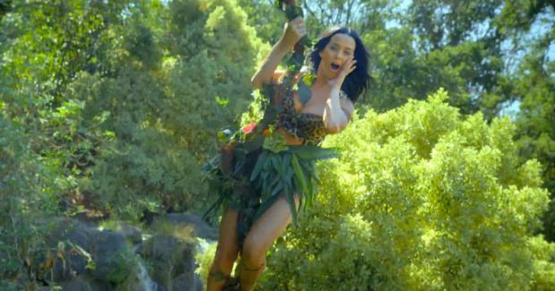 "Katy Perry ""ROAR"" Teaser"