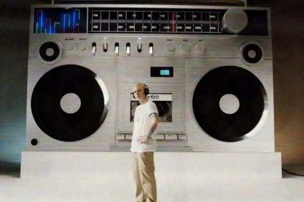 Eminem Teases Berzerk Music Video