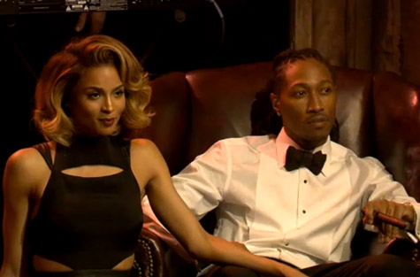 Ciara and Future Announce Engagement! – Pop Culture Blog ...