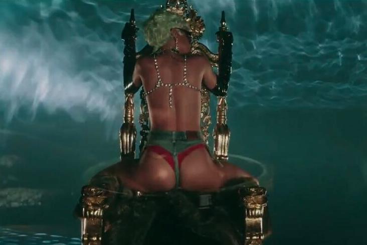 """New MV: Rihanna – """"Pour It Up"""" – Pop Culture Blog by ..."""