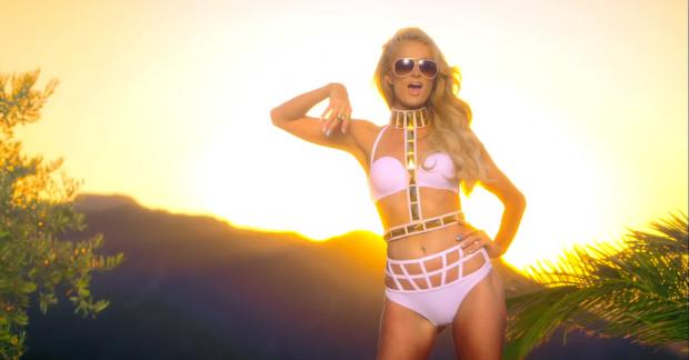 "Paris Hilton - ""Good Time"""