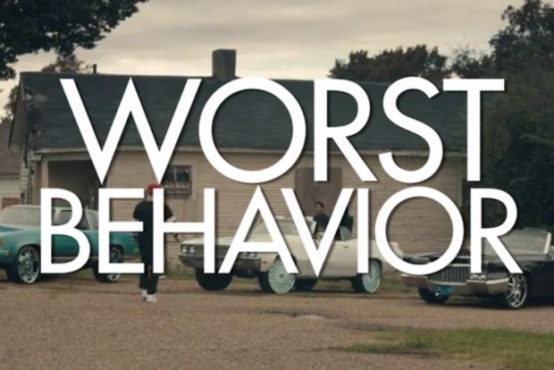 "Drake releases the ""Worst Behavior"" video"