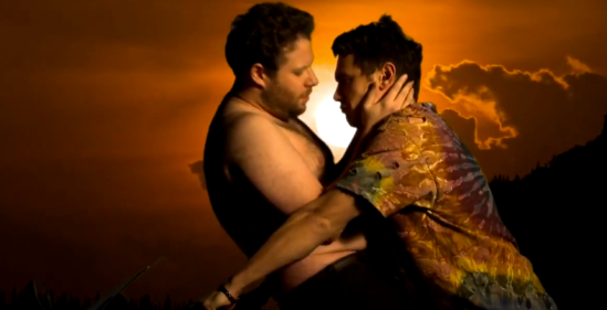 "James Franco & Seth Rogen - ""Bound 3"""