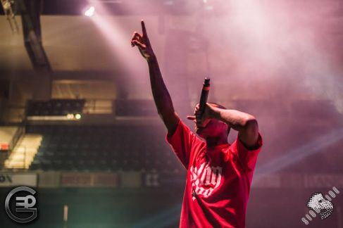 YG Performin At The Ryan Center On November 16th