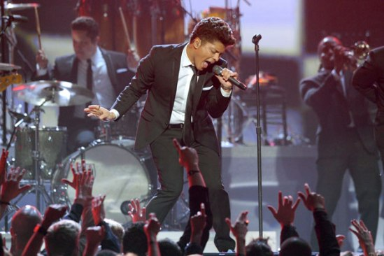 Bruno Mars Talks Super Bowl Performance Jitters