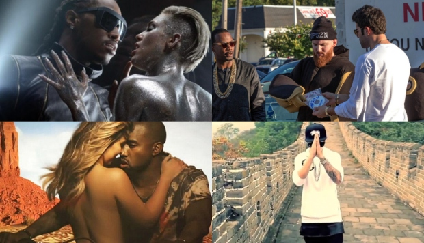 The Worst Music Videos Of 2013
