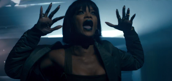 "Rihanna - ""The Monster"""