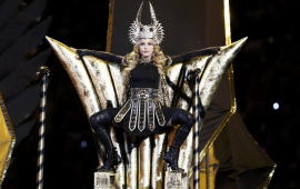 Madonna To Perform At The 56th Grammy Awards