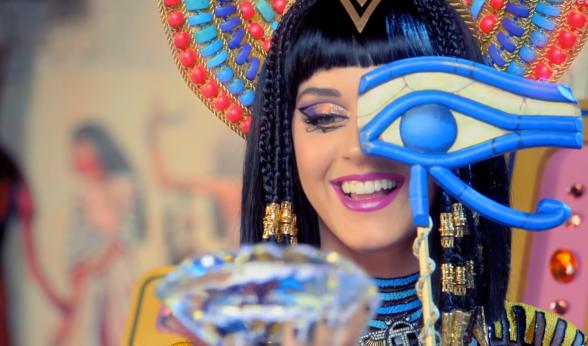 Katy Perry Darkj Horse