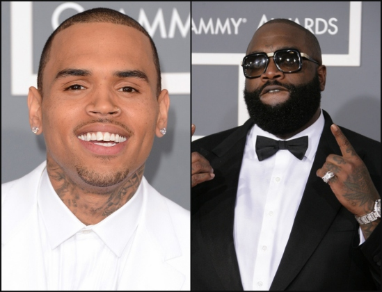 "New Music: Chris Brown - ""New Flame"" ft. Rick Ross"