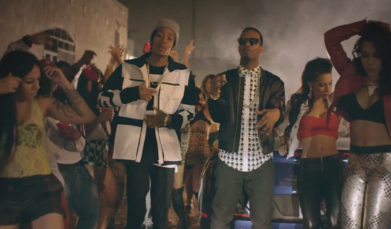 "New MV: Juicy J - ""Talkin Bout"" ft. Wiz Khalifa & Chris Brown"