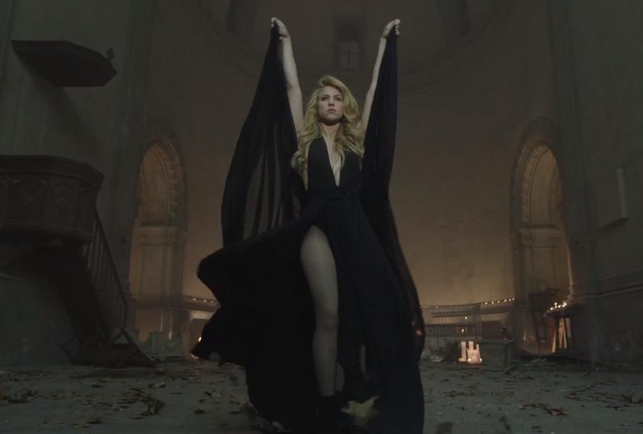 "New MV: Shakira – ""Empire"" – Pop Culture Blog by Bennett Koffa"