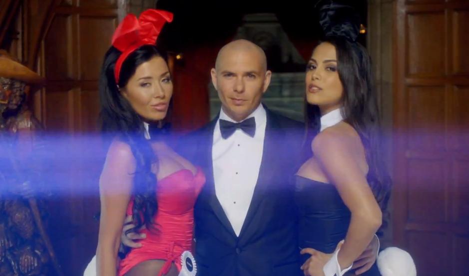 Grl Watch New Mv Pitbull Wild Love Ft