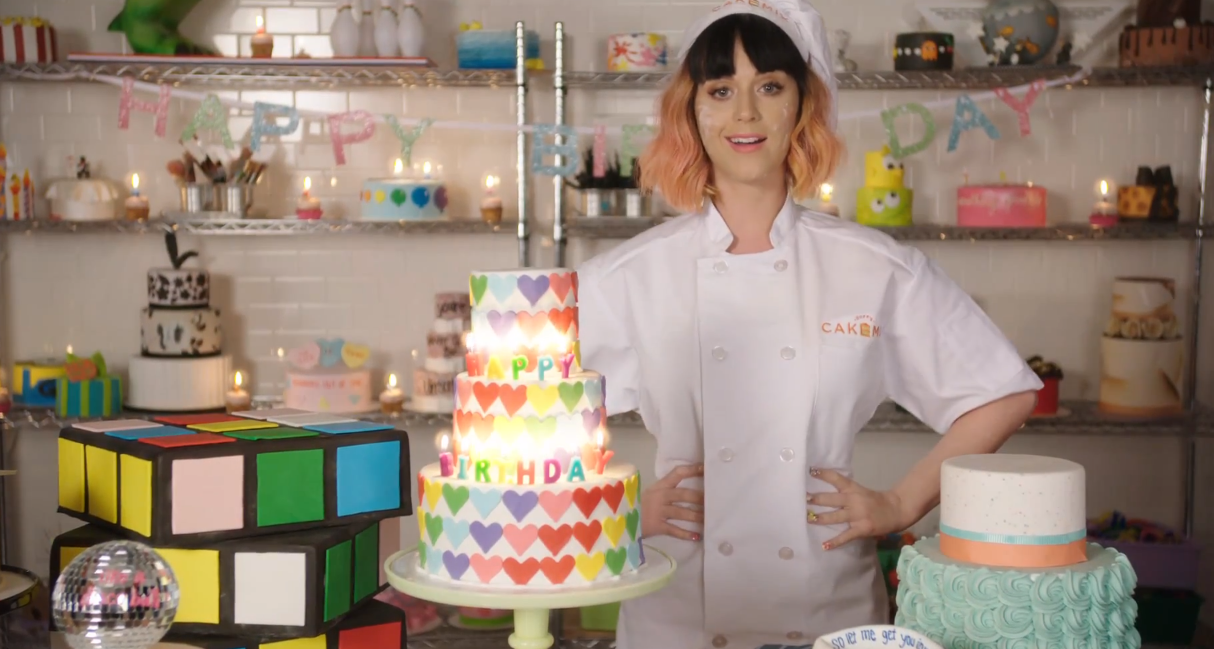 New Mv Katy Perry Birthday Lyric The Latest In Music And