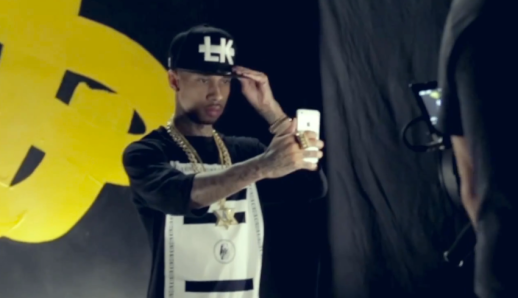 """Behind The Scenes Of Kid Ink's """"Main Chick"""" [Watch]"""