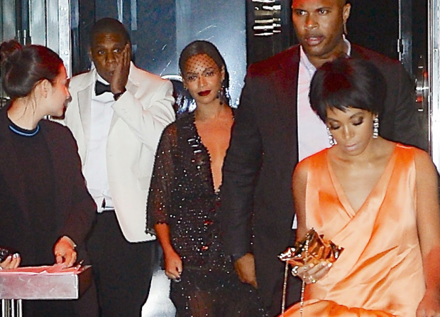 Beyonce, Jay Z and Solange Release A Statement About Elevator Incident