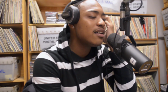 "Rodda J Performs ""All Of Me"" On #BennettKnowsRadio [Watch]"