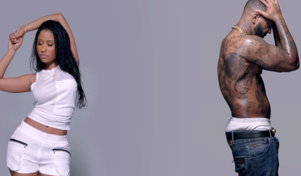 "Nicki Minaj's ""Pills N Potions"" Vide Features The Game [Teaser]"