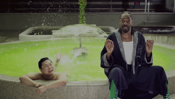 "New MV: Psy - ""Hangover"" ft. Snoop Dogg [Watch]"