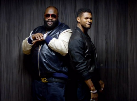 "New Music: Usher - ""Good Kisser (Remix)"" ft. Rick Ross [Listen]"