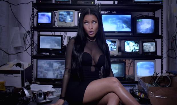 "New MV: Usher - ""She Came To Give It To You"" ft. Nicki Minaj"