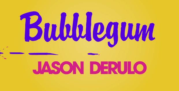 """POP Music: Jason Derulo - """"Bubblegum"""" ft. Tyga"""