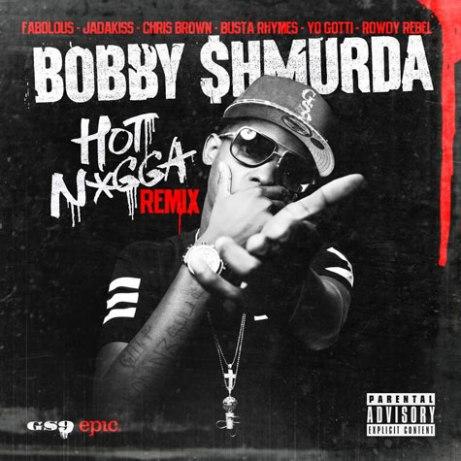 "New Music: Bobby Shmurda - ""Hot Nigga (Remix)"" ft. Chris Brown, Fabolous, Jadakiss, Busta Rhymes, Yo Gotti & Rowdy Rebel [Listen]"